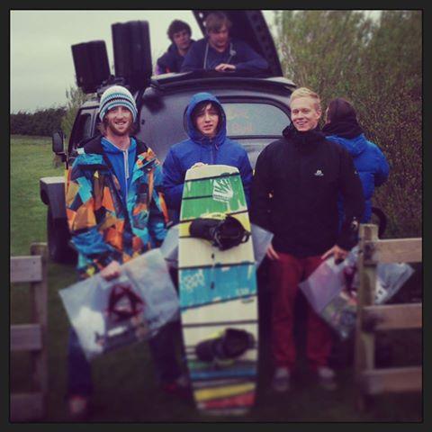 Grassroots Tour Stop 1 – Wakestock Qualifier